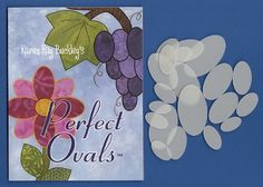 Perfect Ovals: 20 Reusable Heat-Resistent Applique Templates in 10 Sizes