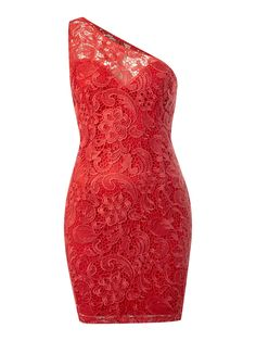 Red Lace Dress | Get the Look: Tess Daly red lace dress by Suzanne Neville @ 'Strictly ...