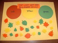 My HomeMade Montessori: My Fall MONTESSORI TRAYS