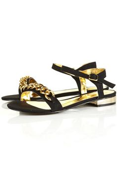 These Sandals from TopShop