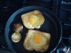 Egg in the hole