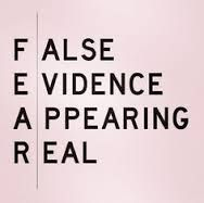 Question everything. Fear is the tool of control.