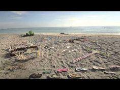 Creative Time-lapse video #DiveAgainstDebris #recycling