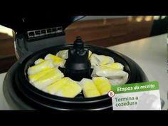 Actifry 2 em 1 da Tefal - Receita de Sobremesa