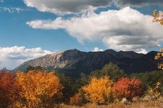 The West Side of Kepler Pass CO (the West Elk Loop, CO)