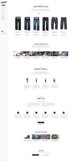 Bluer.com #ecommerce #web