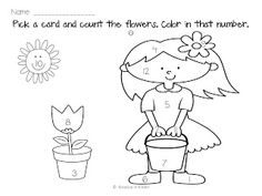 Spring Plants and Flowers Unit FREEBIES