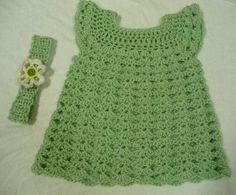 BABY CROCHET DRESS MONTH - Crochet — Learn How to Crochet