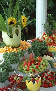 Great fruit display