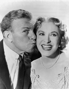 The George Burns and Gracie Allen Show (1950-1958, CBS) .......... what FUN they were - on the RADIO and on TV!!!
