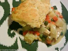 Gluten Free Chicken Pot Pie