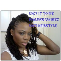 Rock it to Me: Quick and Easy Two-fer Lock hairstyle