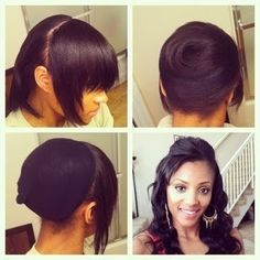 Clips Ins As A Protective Style? - BlackHairInformation.com - Growing Black Hair Long And Healthy