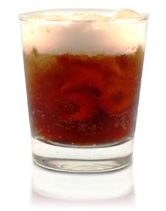 Whipped Cream drink-smirnoff whipped cream flavored vodka,cola
