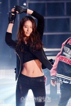 Krystal Jung Abs krystal abs krystal more pop