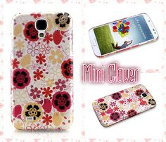 3D Raindrop Series Samsung Galaxy S4 Cases i9500 - Mini Clover http://www.dsstyles.com/samsung-galaxy-s4-cases/3d-raindrop-series-i9500-mini-clover.html