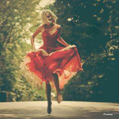 dance or run