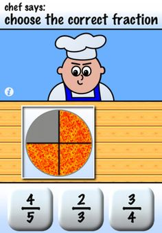 learning fractions apps