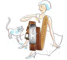 Hermes Kelly 2 Watches | Hermes.com