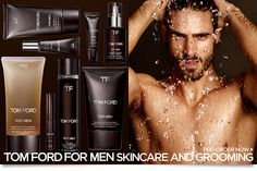 Tom Ford / Men Skincare and grooming      blog.oomi.co
