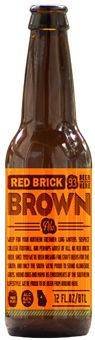 The brewery that introduced brown ale to me and the love of it. I thank you red brick.