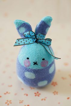 sock crafts, bunni softi, how to make sock animals, adult sock