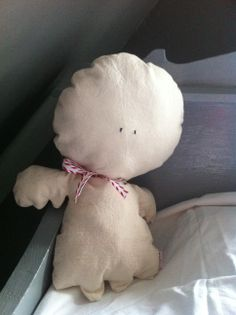 first plush toy for baby <3