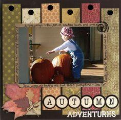 Autumn Adventures...