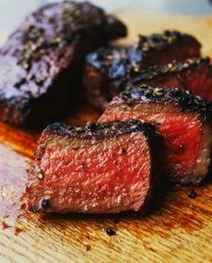 Balsamic Vinegar & Whiskey Marinade for Steak