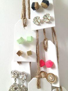 See & Do   Earring Organizer — luri & wilma