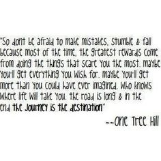 Cute One Tree Hill Quo...