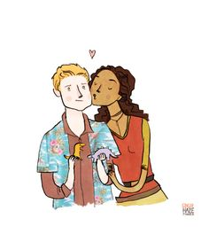 """Wash and Zoe are the best. """"That sounds like something out of science fiction!""""    """"We live in a space ship, dear."""""""