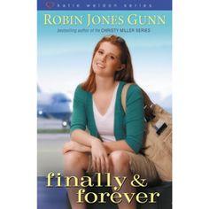 Katie Weldon #4 Finally & Forever by Robin Jones Gunn. Available for pre-order now!