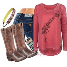 Cowgirl style by Cassidy magazine