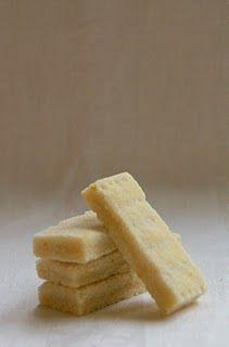 Meyer lemon shortbread