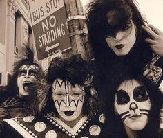 — KISS, 1974
