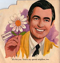 Mister Rogers' Neighborhood, Golden Shape Book, 1974