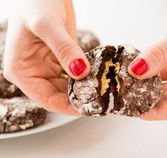 You Need to Make These Chocolate Snickerdoodle Cookies ASAP