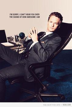 I love Barney so much.
