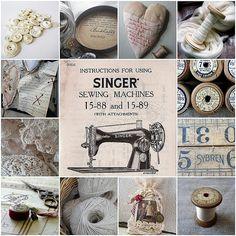 Vintage sewing ideas