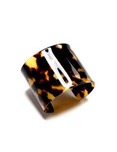 Faux Tortoise Shell Cuff Bracelet   Women's Jewelry   THE LIMITED