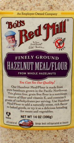 BOB'S RED MILL #GIVEAWAY - enter until 3/25!  Plus Roasted Hazelnut-Orange Chocolate Granola Bar Recipe | cookingontheweekends.com
