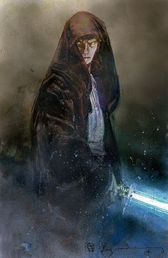 Anakin - Bill Sienkiewicz