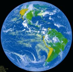 To see the Earth from space... How this image has transformed our sense of ourselves and our planet...awesome.