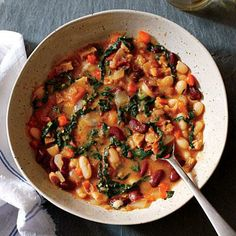 Can't-Believe-It's-Vegan Chili   Cookinglight.com