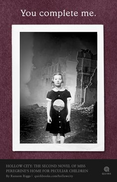 Send Your Sweetheart a Hollow City Valentine | Quirk Books : Publishers & Seekers of All Things Awesome