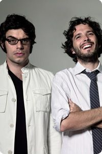Flight of the Conchords :D