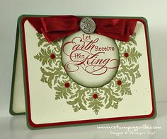 by Gayle Wheeler ... Stampingville.  Stampin' Up! SU