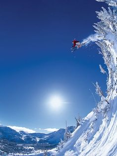 sport #Skiing -- Find articles on adventure travel, outdoor pursuits, and extreme sports at http://adventurebods.com