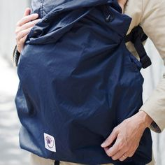 ergobaby Waterproof Weather Cover in Blue